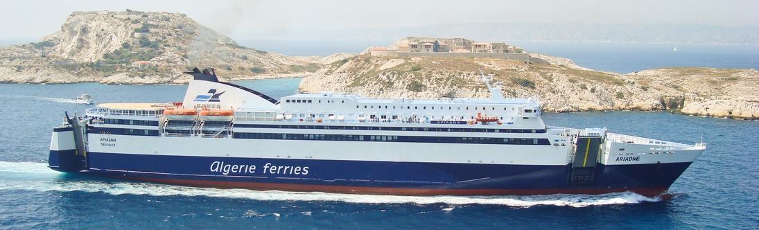 bateau algerie pas cher